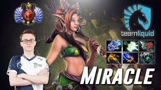 Miracle Enchantress Assassin - Offlane Gameplay Dota 2
