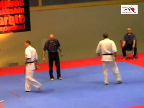 045- LT 2011 Kyokushin Karate empionatas Image 1