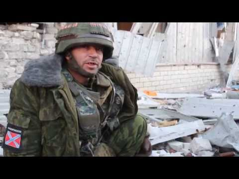War in Novorossiya #5 - Donetsk Airport Ready for Attack