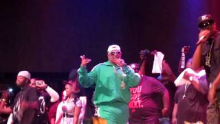 Master P Video - Master P Birthday Bash @ House of Blues.MOV