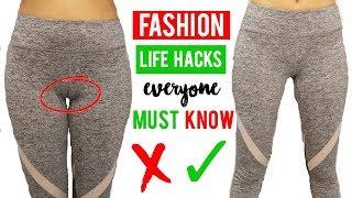 Fashion Life HACKS Everyone Should Know