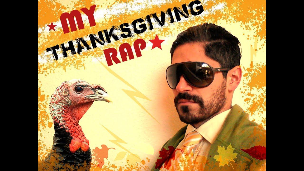 Source: Thanksgiving Rap 2014 - Youtube