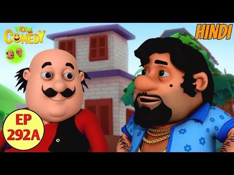Motu Patlu | Cartoon in Hindi | 3D Animated Cartoon Series for Kids |John Ka Jigri Dost thumbnail