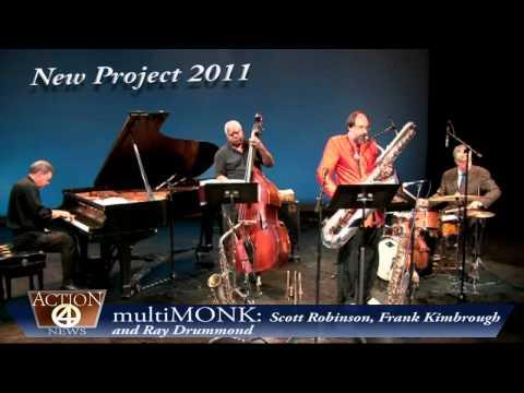 """""""Matt Wilson: Jazz Profile"""" w/ Armando Slice"""