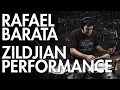 Zildjian Performance - Rafael Barata