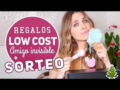 Regalos amigo invisible Low Cost - Vanesa Romero TV