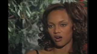 "Tyra Banks talks about her ""Role Models"""