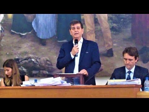 Santiago Rodríguez elegido alcalde de Santa Lucía de Tirajana
