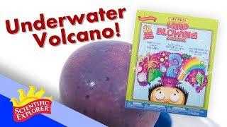 Underwater Volcano! - Scientific Explorer My First Mind Blowing Science Kit