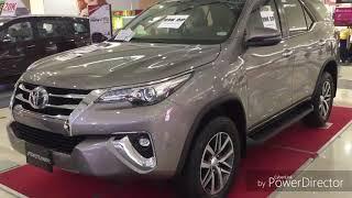 Toyota fortuner 2019 automatic    walkaround