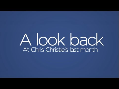 Chris Christie's Look Back