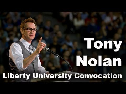 Tony Nolan - Liberty University Convocation