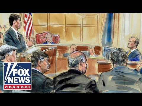 Manafort trial resumes after Rick Gates admits to crimes