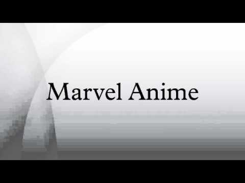 Marvel Anime