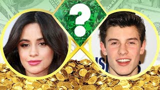 WHO'S RICHER? - Camila Cabello or Shawn Mendes? - Net Worth Revealed! (2017)