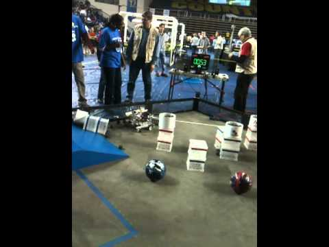 college robotics program