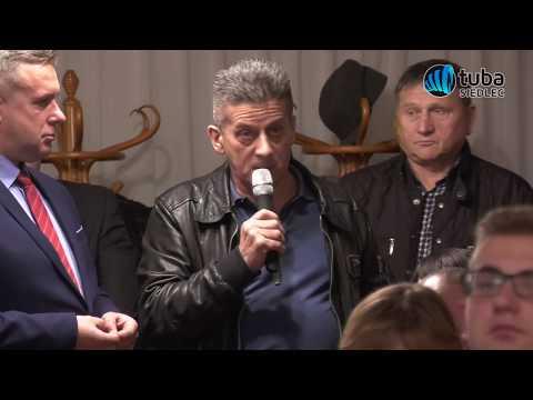 Roman Giertych i Bartosz Arłukowicz w Siedlcach