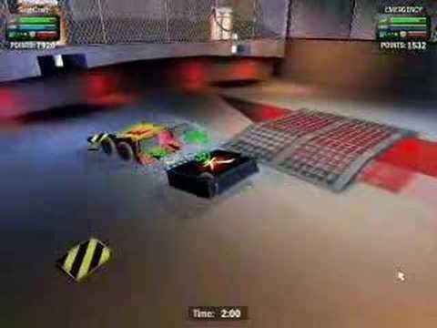 Robot Arena 2 Robot Designs Robot Arena 2 Self-created