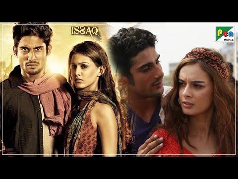 HOT Evelyn Sharma & Prateik Babbar KISSING Scene   Issaq   Hindi Movie Romantic Scene thumbnail