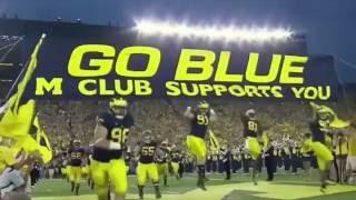 Michigan 2016 Pump Up #FRICTION