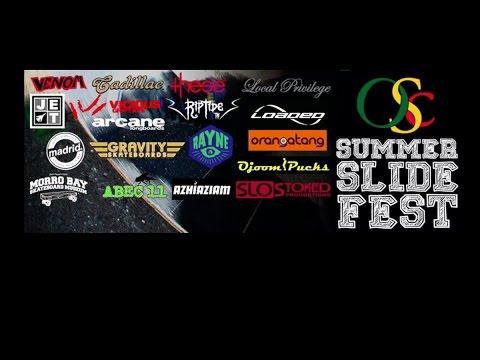 OSC Summer Slide Fest