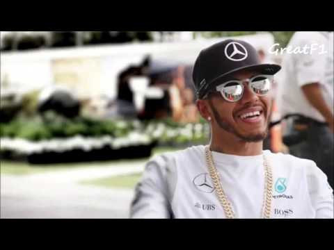 Lewis Hamilton on his lifestyle. Australian GP 2016