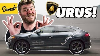 URUS: Lamborghini's 195MPH $200K SUV - Everything Inside & Out