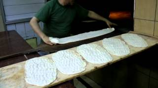 Turkish Bakery - Turkey Eats Series 2012