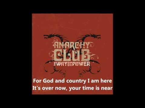 Anarchy Club - Enemy Ace