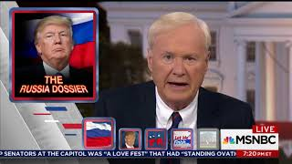 "Chris Matthews: Dems ""Blew It"" By Lying About Dossier Funds, ""Brings Into Question The Whole Effort"""