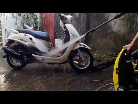 Chạy thử máy xịt rửa cao áp Bestone BY01- VBJ