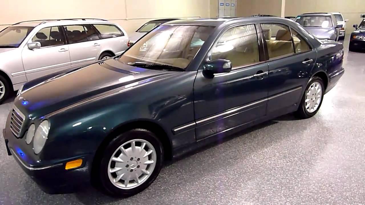 2001 mercedes benz e320 4dr sedan 3 2l 2021 sold for 2001 mercedes benz e320 review