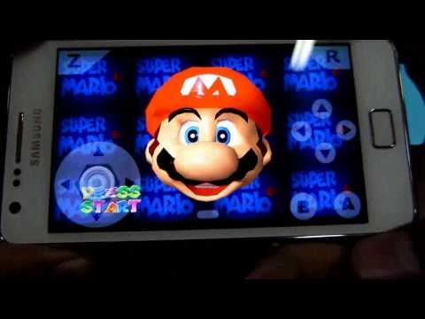 Nintendo 64 en tu Android - N64 Arcade (Español Mx)