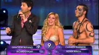 Showmatch 2010 - Virginia, la reina del carnaval