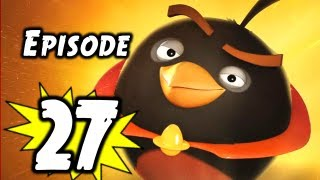 Angry Birds Space | Ep. 27 | Bouncing Rekalaw! (HD)