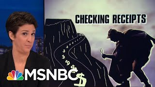 President Trump Lender Of Choice, Deutsche Bank, Faces Intense New Scrutiny | Rachel Maddow | MSNBC