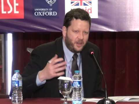 South Asia Growth Conference 2014: Discussion after 5th Speech