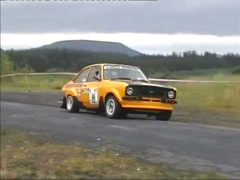 Sligo Stages Rally 2012