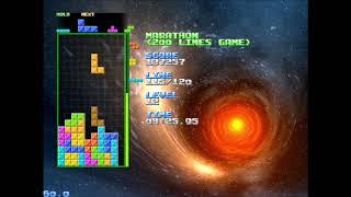 [NullpoMino] Tetris Marathon 200 Lines