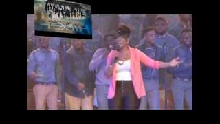 Jessica Reedy Video - Jessica Reedy sings w/ Deitrick Haddon's LXW (Preview 2)