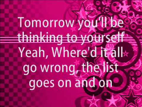 The All-American Rejects - Gives You Hell (Chords)