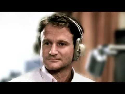 Robin Williams Aging Morph -