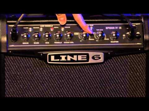 Lesson Guitar - Spider Combo
