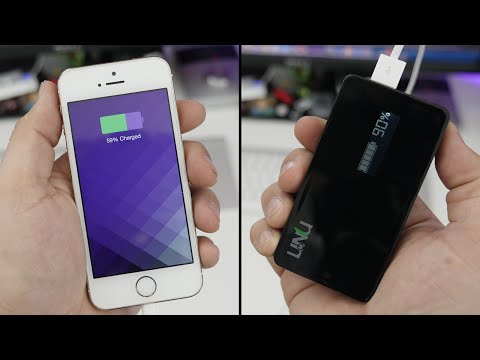 Fastest Charging Battery Pack Ever?! (uNu UltraPak Series Review)