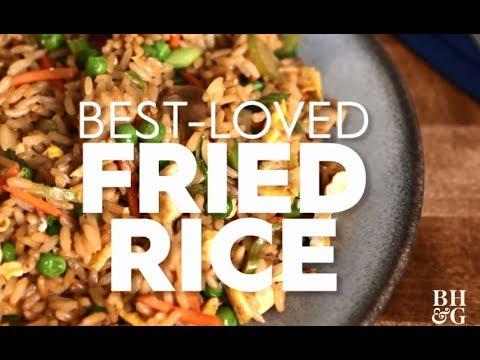 Best-Loved Fried Rice | Cooking: How-To | Better Homes & Gardens