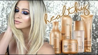Download Lagu GET YOUR HEALTHY HAIR BACK!!! | GIVEAWAY | L'Oréal Professionnel Gratis STAFABAND