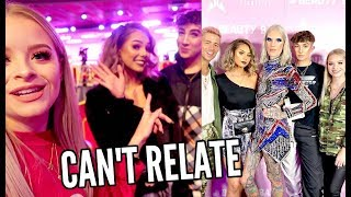 ON STAGE AT THE JEFFREE STAR CAN'T RELATE TOUR!? | sophdoesvlogs