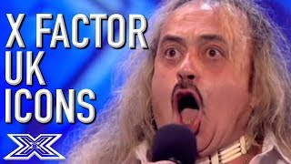 HILARIOUS And ICONIC Auditions from X Factor UK | X Factor Global