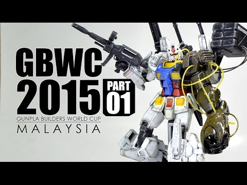 GBWC 2015 MALAYSIA Part 01/03