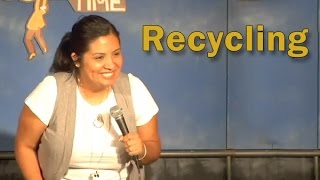 Cristela Alonzo - Recycling (Stand Up Comedy)